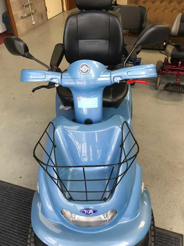 Used TGA Breeze 4 Mobility Scooter