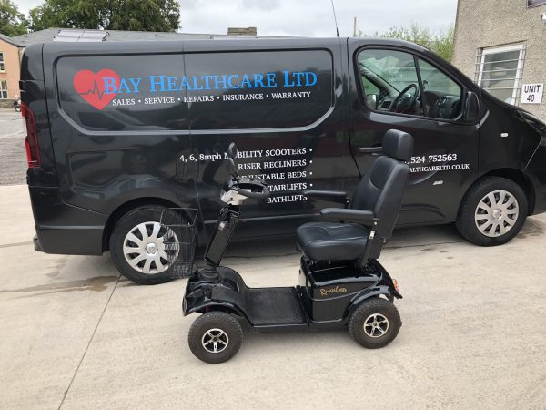Electric Mobility Pioneer 8mph - Used
